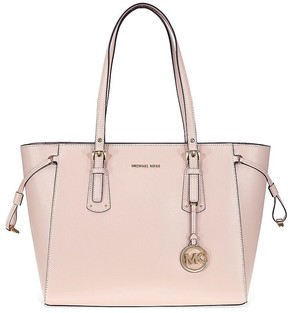 Michael Kors Voyager Medium Multifunction Tote - Soft Pink - ONE COLOR - STYLE