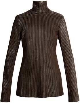 Ellery Gospel striped knit sweater