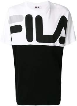 Fila logo print T-shirt
