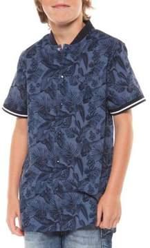 Dex Boy's Printed Cotton Top