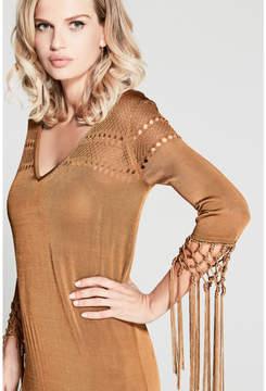 GUESS Joni Sweater Maxi Dress