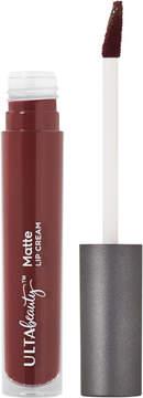 Ulta Matte Lip Cream - Stirring (deep plum matte)