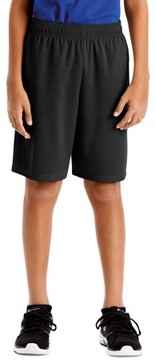 Hanes SPORT Boys' 9-inch Performance Pocket Shorts