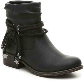 Steve Madden Heeny Youth Boot - Girl's