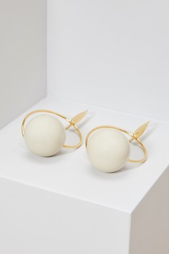 Marni Earrings with circles