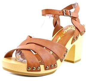 American Rag Cassidy Women Open Toe Synthetic Platform Heel.