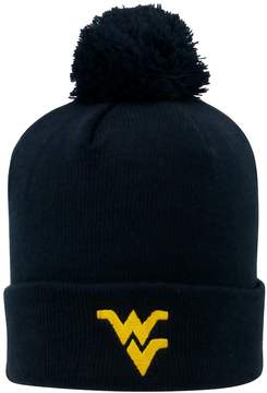 Top of the World Youth West Virginia Mountaineers Pom Beanie