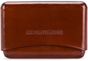 Ann Demeulemeester layered wallet