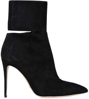 Paul Andrew 100mm Matteotti Suede Ankle Boots