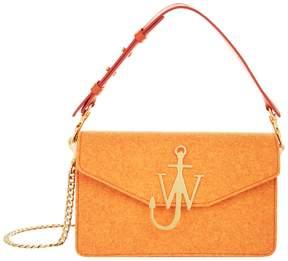 J.W.Anderson Felt Logo Shoulder Bag