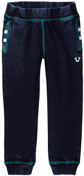 True Religion Stitch Sweatpant (Toddler & Little Boys)
