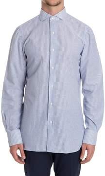 Finamore Striped Cotton Shirt