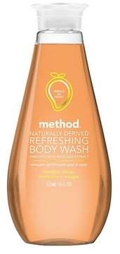 Method Products Mandarin Mango Refreshing Body Wash - 18 oz