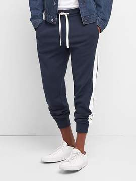 Gap Athletic-stripe jogger