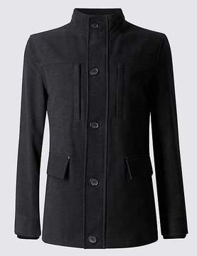 Marks and Spencer Modern Moleskin Jacket