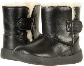 UGG Keelan Leather Kids Shoes