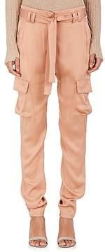 A.L.C. Women's Adam Satin Cargo Pants