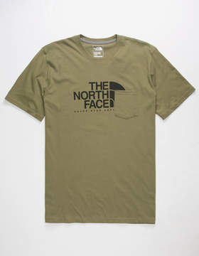 The North Face Unknown Explorer Mens Pocket Tee
