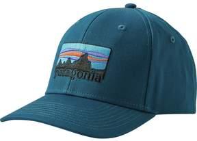 Patagonia '73 Logo Roger That Snapback Hat