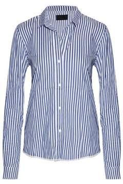 RtA Striped Cotton-Poplin Shirt
