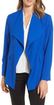 Chaus Drape Front Jacket