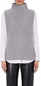Barneys New York Women's Wool-Cashmere Sweater Vest