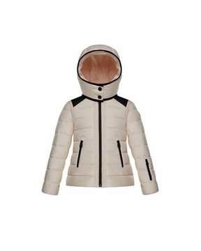 Moncler Emeraude Technical Ski Jacket, Size 8-14