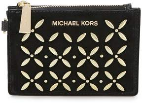 MICHAEL Michael Kors Stud Small Card Case