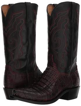 Lucchese Franklin Cowboy Boots