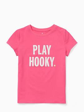 Kate Spade Girls play hooky tee