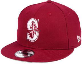New Era Seattle Mariners Pantone 9FIFTY Snapback Cap