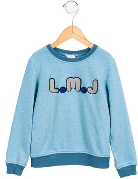 Little Marc Jacobs Boys' Logo Sweatshirt