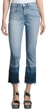 3x1 W4 Shelter Super High-Rise Straight-Leg Jeans, Spectrum