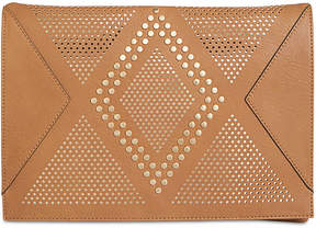 INC International Concepts I.n.c. Hazell Perforated Clutch, Created for Macy's