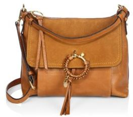 See by Chloe Joan Leather Messenger Bag