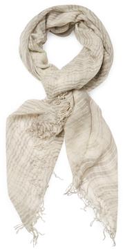 Chan Luu Women's Cashmere Printed Long Scarf