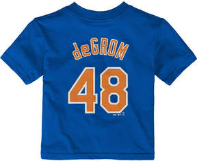Majestic Mlb Jacob DeGrom T-Shirt, Little Boys (4-7)