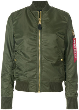 Alpha Industries MA-1 bomber jacket