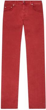 Jacob Cohen Tailored Slim Fit Jeans