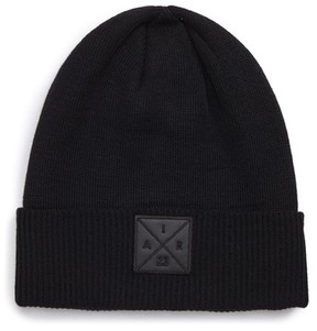 Nike Men's Jordan Knit Beanie - Black