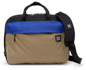 Herschel Britannia Nylon 3-Way Briefcase