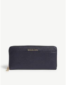 MICHAEL Michael Kors Mercer continental leather wallet