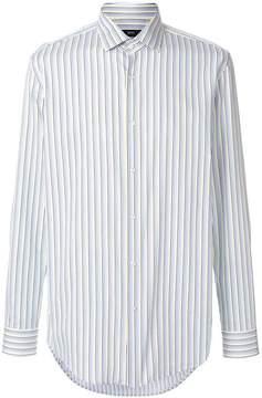 HUGO BOSS striped button shirt