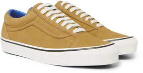 Vans Og Old Skool Lx Nubuck Sneakers
