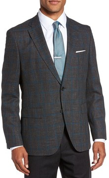 BOSS Men's Jeen Classic Fit Wool Sport Coat