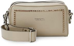 Mario Valentino Valentino by Women's Mila Leather Crossbody Bag