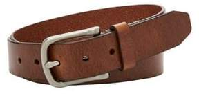 Fossil Alex Leather Belt