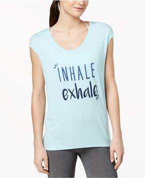 Gaiam Dani Inhale Exhale T-Shirt