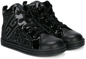 Hogan R141 hi-top sneakers