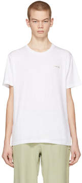 Off-White Tricolor Three-Pack Basic T-Shirt